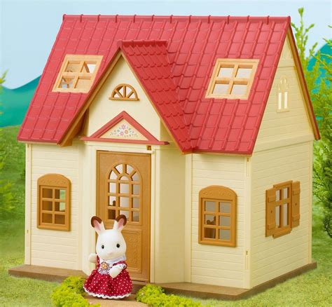 sylvanian families cottage sylvanian families cosy cottage starter home the dolls