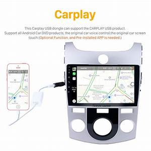 9 Inch Hd Touchscreen Android 10 0 Radio Gps Navi For 2008