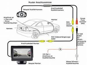 Rückfahrkamera Funk Nachrüsten : auto frontkamera r ckfahrkamera 170 grad hilfslinien ~ Watch28wear.com Haus und Dekorationen