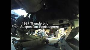 1997 Ford Thunderbird Front Suspension Replacement