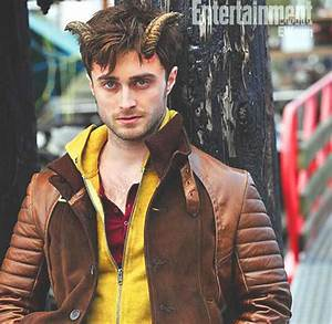 Daniel Radcliffe horror Horns effects not finished ...