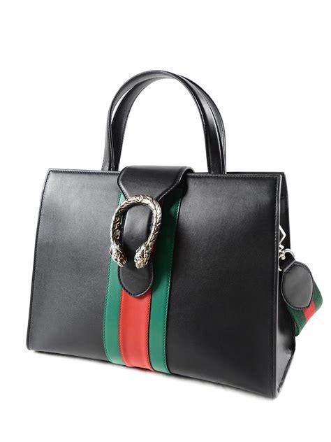 gucci dionysus web detailed handbag totes bags drwn