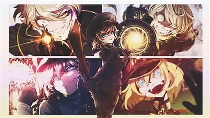 Tanya Senki Youjo Degurechaff Anime Evil Deviantart