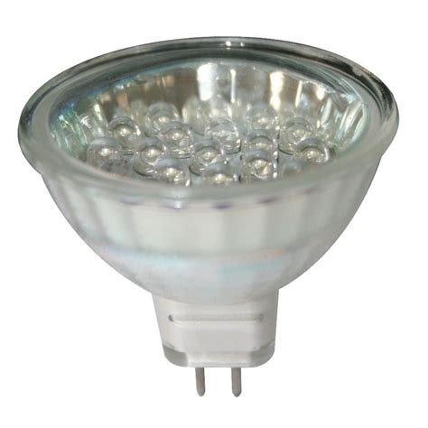 bulb 12v led mr16 cool white 20 leds