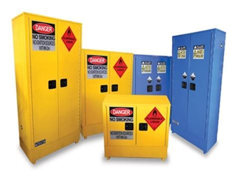 Safety Storage Cabinets for Dangerous Goods from Global