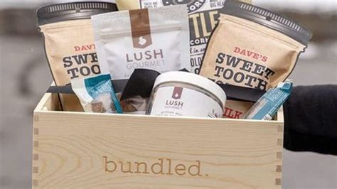 Bundled offers gift giving made easy