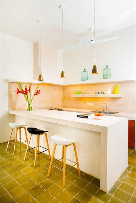 cocinas pequenas  ideas  optimizar el espacio al