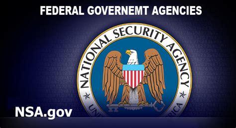 government bureau federal government agencies government