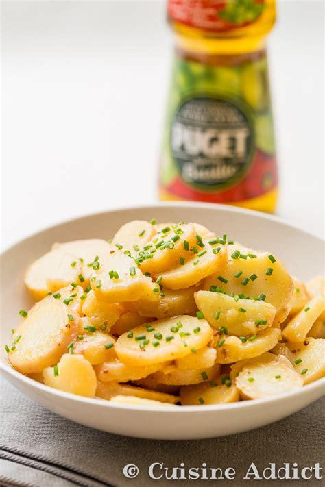 cuisine addict com grumbeeresalat salade de pomme de terre alsacienne