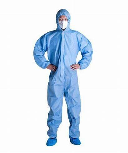 Disposable Protective Suit Traje Safety Coveralls Coverall