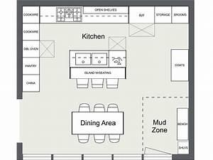 Popular Kitchen Layout Island Gallery Ideas #8181