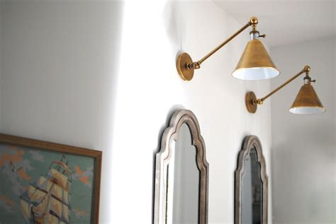 boston functional library wall light transitional