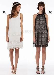 Tenue Femme Année 30 : robe charleston franges ~ Farleysfitness.com Idées de Décoration