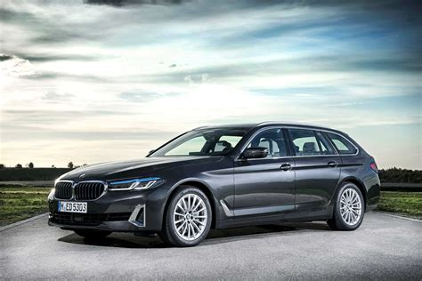 The new BMW 5 Series Touring - Additional pictures.