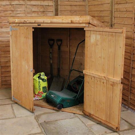 Wooden Garden Storage by Buy Garden Storage Cupboards Upto 50 Garden