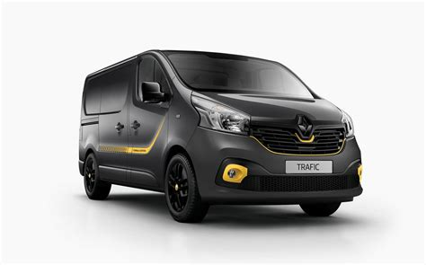 Renault Trafic Limited Formula 1 Edition