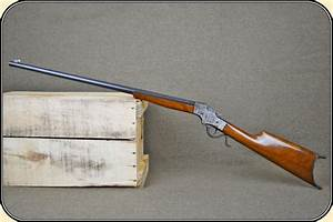 Rifle Caliber Chart Z Sold Price Reduced J Stevens A T Co 25 20 Single