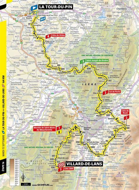Løbet var oprindeligt planlagt til at starte i den danske hovedstad københavn. Strecken, Karten & Profile: Die Etappen der Tour de France ...