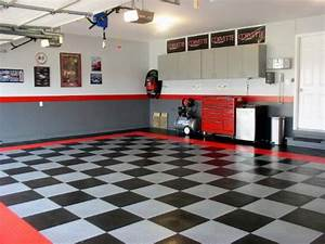 50 Garage Paint Ideas For Men - Masculine Wall Colors And