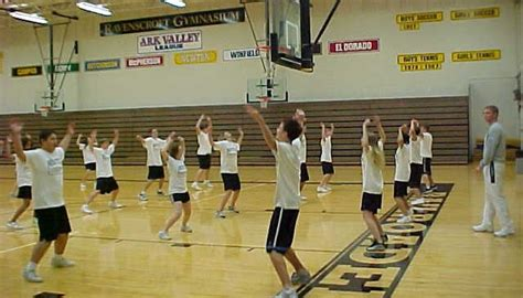 physical education activities for high school synonym