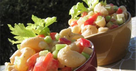 les milles un d 233 lices de lexibule salade de macaroni