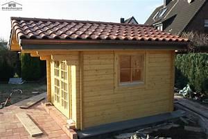Dach Für Gartenhaus : dacheindeckung gartenhaus anleitung yu44 hitoiro ~ Michelbontemps.com Haus und Dekorationen