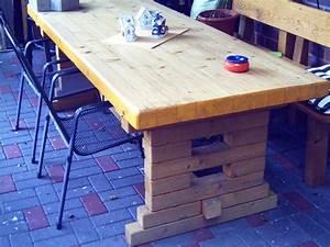 Tisch Für Oberfräse : brainstorming der rustikale tisch aus dem dschungelcamp sebst bauen kaufen grillforum und ~ Eleganceandgraceweddings.com Haus und Dekorationen