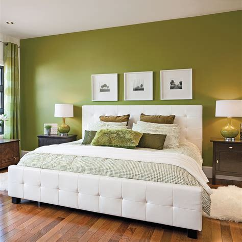 chambre verte chambre verte et jaune