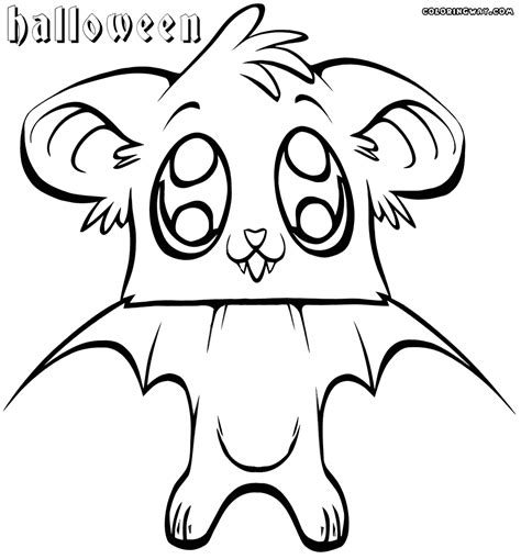 cute halloween coloring pages coloring pages