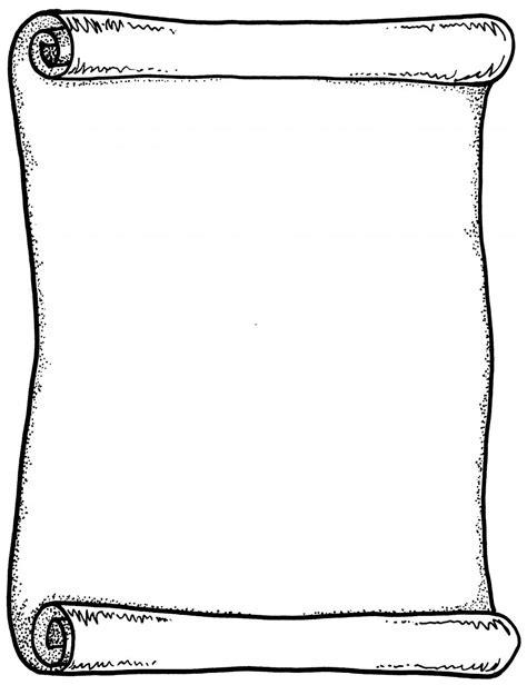 27 Blank Scroll Template Absolute Scholarschair