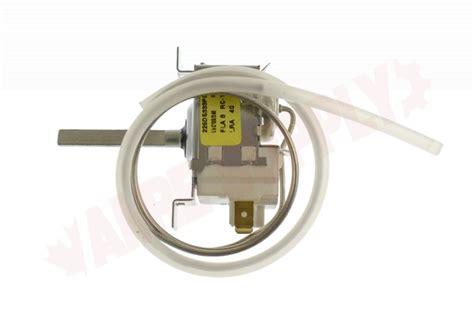 wrf ge refrigerator temperature control thermostat amre supply
