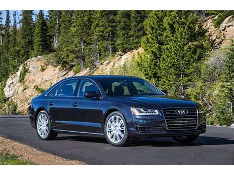 audi a8 prices reviews and pictures u s news world report