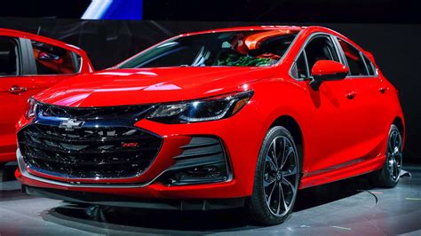 Style And Technology Of The 2019 Chevrolet Spark, Cruze
