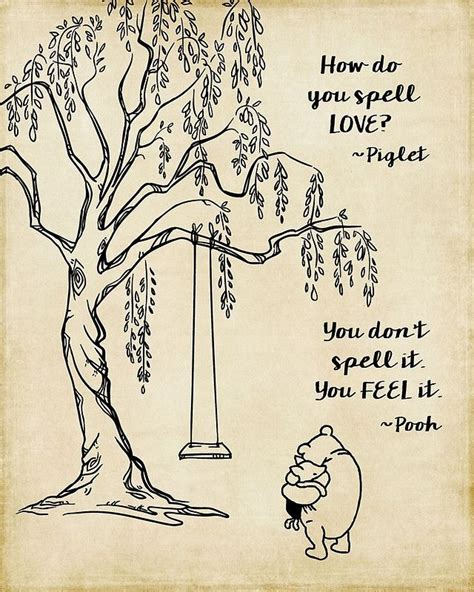 I don't mind doing homework. 'Winnie the Pooh - How do you Spell Love?' Greeting Card by SouthernSassArt in 2020 | Winnie the ...