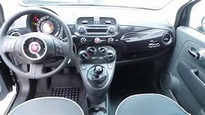 Fiat 500 Interieur : fiat 500 1 2 8v 69ch lounge occasion lyon s r zin rh ne ora7 ~ Gottalentnigeria.com Avis de Voitures