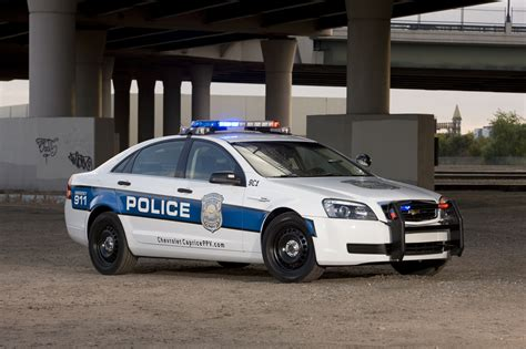 All-new Chevy Caprice Police Car In 2011