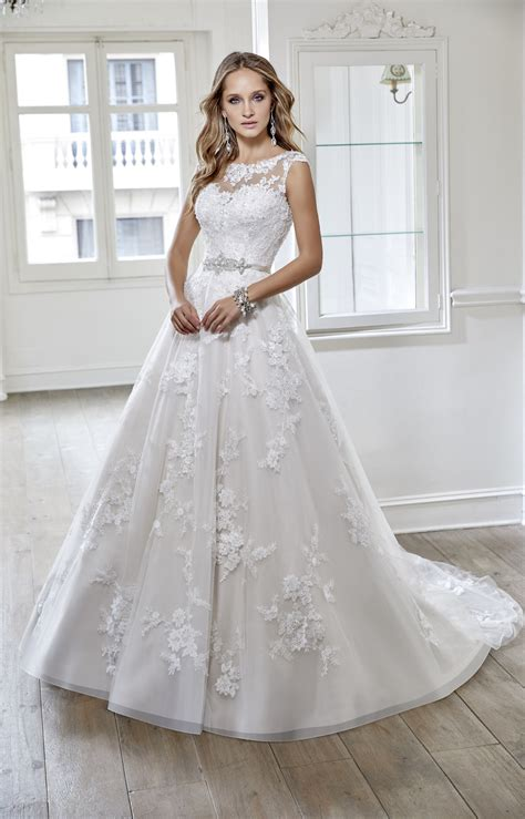 ronald joyce international wedding dresses  bridal gowns