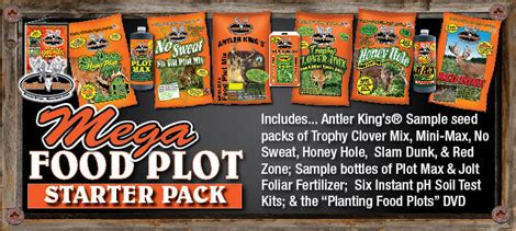 Lights Out Plot by The Leader In Wildlife Nutrition Products Antler King