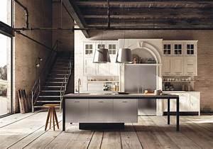 Cuisine Style Ancien : cuisine campagne d couvrez toutes nos inspirations elle d coration ~ Teatrodelosmanantiales.com Idées de Décoration