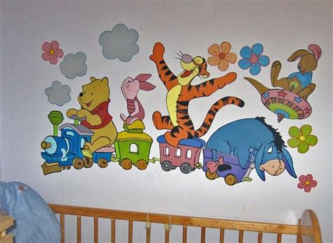 Wandbilder Kinderzimmer Selber Malen by Babyzimmer Wandbilder