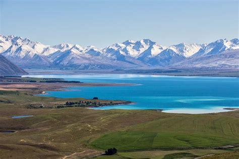 Lake Tekapo New Zealand Explore N°135 Du 10012018