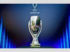 Así es el trofeo de la Supercopa de Europa que levantarán