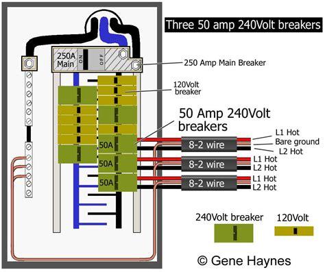 Electric Water Wiring Diagram by Breaker Box Wiring Diagram Electrical Website Kanri Info