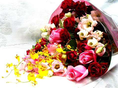 flower bouquet part    fun