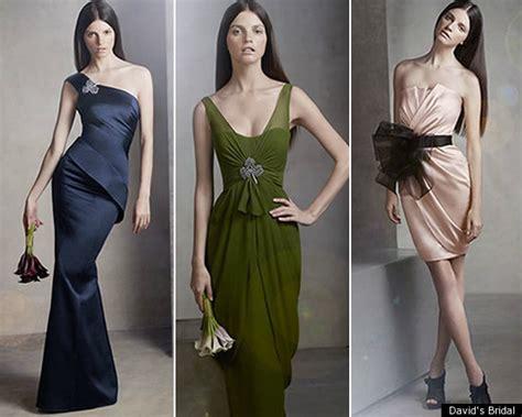 Vera Wang Debuts Bridesmaid Collection For Davids Bridal