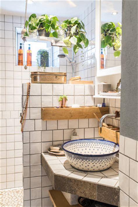 Kleines Bad Vintage by Die Sch 246 Nsten Badezimmer Deko Ideen