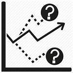 Forecast Icon Trend Decision Graph Icons Data