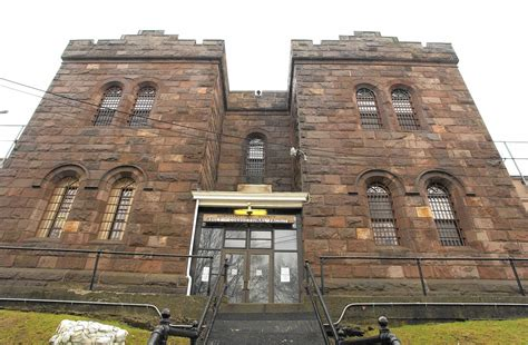 northampton county prison swept  officers suspected