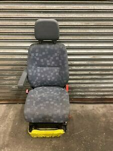 These sprinter front seat bases are direct replacement for the stock 2007 and newer mercedes sprinter van front driver and passenger seating. MERCEDES SPRINTER SINGLE PASSENGER SEAT &ARM REST & BASE WOUW....00-2006 | eBay