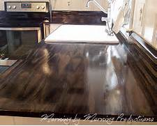Diy Kitchen Countertop Ideas by Morning By Morning Productions DIY Kitchen Countertops